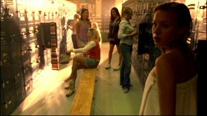 Veronica locker room