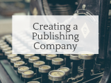 Creating a Publishing Company